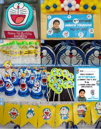Doraemon Party Doraemon Cumpleanos Y Fiesta