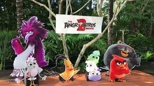The Angry Birds Movie 2' more entertaining than prequel, feel ...