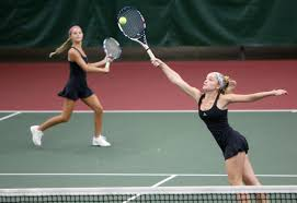 Prep girls tennis: Edgewood's Abby Fox, Maddie Molitor earn top seed for  state D-2 doubles   Tennis   madison.com