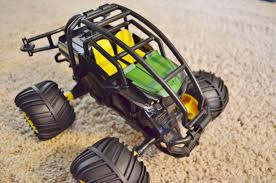john deere monster treads rc gator review
