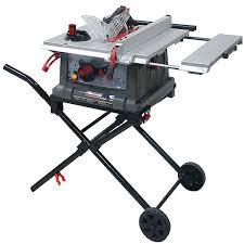 Craftsman Jt2504rc 10 Portable Table Saw