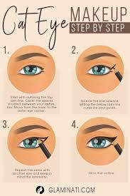 cat eye makeup easy saubhaya makeup