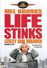 Amazon.com: Life Stinks: Mel Brooks, Lesley Ann Warren, Jeffrey ...