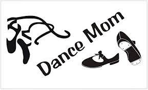 Amazon Com Cafepress Dance Mom Rectangle Sticker Rectangle Bumper Sticker Car Decal Home Kitchen
