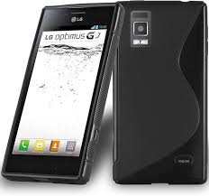Cadorabo Case Works with LG Optimus GJ ...