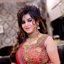 enement makeup rahul hair stylist