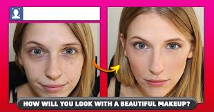 how will you look with a beautiful makeup