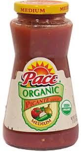 pace picante sauce um organic