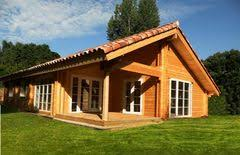 maison bois greenlife kit madrier