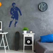 Messi Decal Barcelona Fc Vinyl Decor Wall Decal Customvinyldecor Com