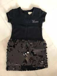 guess s party dress size 7 8 used