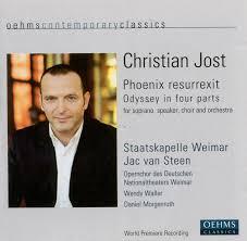 Christian Jost - Christian Jost: Phoenix Resurrexit: Odyssey in Four Parts  Soprano Speaker - Amazon.com Music