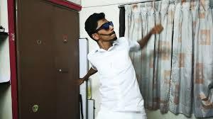 Adchithooku dance cover of actor Ajith in Viswasam #viswasam #thala  #adchithooku - YouTube