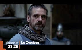 Le crociate in streaming - Promo