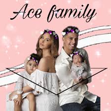 ace family wallpaper with alaia