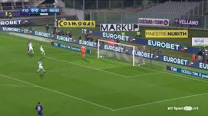 Фиорентина - Интер 1:1. Обзор матча и видео голов ᐉ UA-Футбол