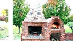 diy outdoor brick oven titanhost co