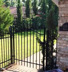Wrought Iron Fences Lifetime Fence Company Steel Fences Steel Gates