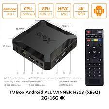 TV BOX WINNER H313 2G+16G 4K ANDROID 10.0 - Vi Tính Phát Đạt ...
