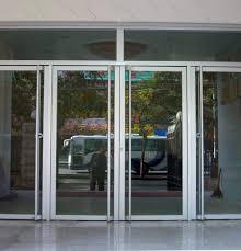 aluminum entrance doors highly