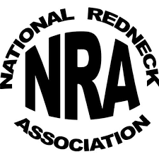National Redneck Association Decal Sticker Nra Decal Thriftysigns