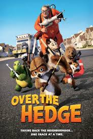 OVER THE HEDGE 2006 Blu-ray dual audio 480p 300mb