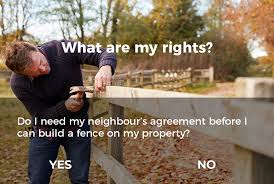 Know Your Rights Relating To Fences And Neighbours People S Law School