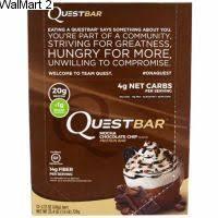 quest nutrition questbar protein bar