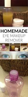 homemade eye makeup remover cosmetics