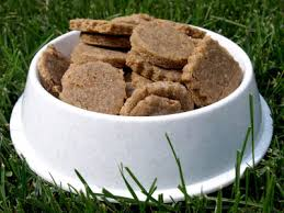 how to make homemade dog treats from