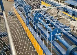 Low Noise Chain Link Fence Weaving Machine High Working Efficiency For Sale Chain Link Machine Manufacturer From China 109705301