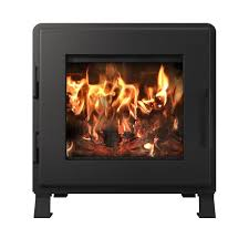 mf fire satin black nova wood stove