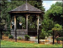 Ornamental Aluminum Wrought Iron Style Fence