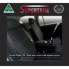 seat covers rear half back with