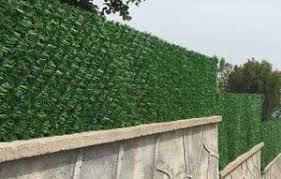 Benefits Of Artificial Grass Fence Panels