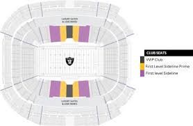 new raiders stadium potential seating