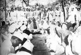 Be the Change - Gandhi@150