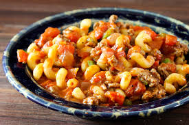 basic american chop goulash suey recipe