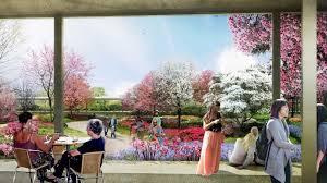 botanic garden that has some houston