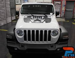 2020 Jeep Wrangler Hood Decals Journey Hood Jl 2018 2020