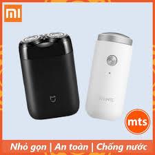 CHÍNH HÃNG] Máy cạo râu mini Xiaomi Mijia S100 (MSX201 trước đây) - Máy cạo  râu mini SO WHITE ED1