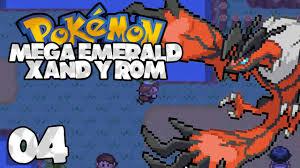 Pokemon Mega Emerald XY Edition - Episode 4 (HM Rock Smash & HM ...