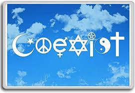 com coexist sky motivational inspirational quotes