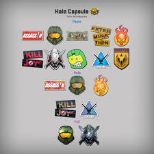 Cs Go Now Has Halo Stickers And Music Tech Times