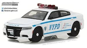 Greenlight 42821 2017 Dodge Charger Pursuit Police New York Police Department Nypd With Nypd Squad Number Decal Sheet Hobby Exclusive 1 64 Diecast Model Car Toyboxtech