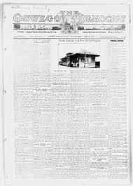 The Oswego Democrat from Oswego, Kansas on April 30, 1915 · 1