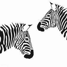 Design With Vinyl Zebra Zoo Animal Wild Picture Art Design Girls Bedroom Home Decor Wall Decal Wayfair