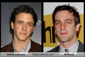 Ashley Zukerman Totally Looks Like BJ Novak - Totally Looks Like