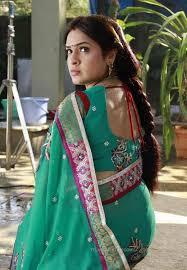 Aditi Agarwal Photos in Saree - Telugu Actress