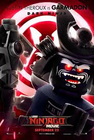 See Exclusive 'The Lego Ninjago Movie' Posters